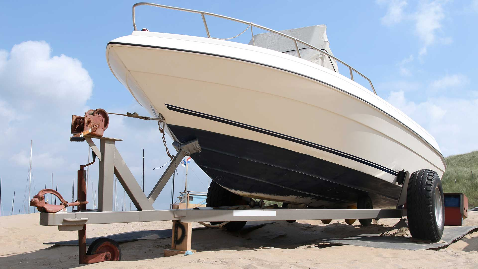 Boat Trailer Insurance