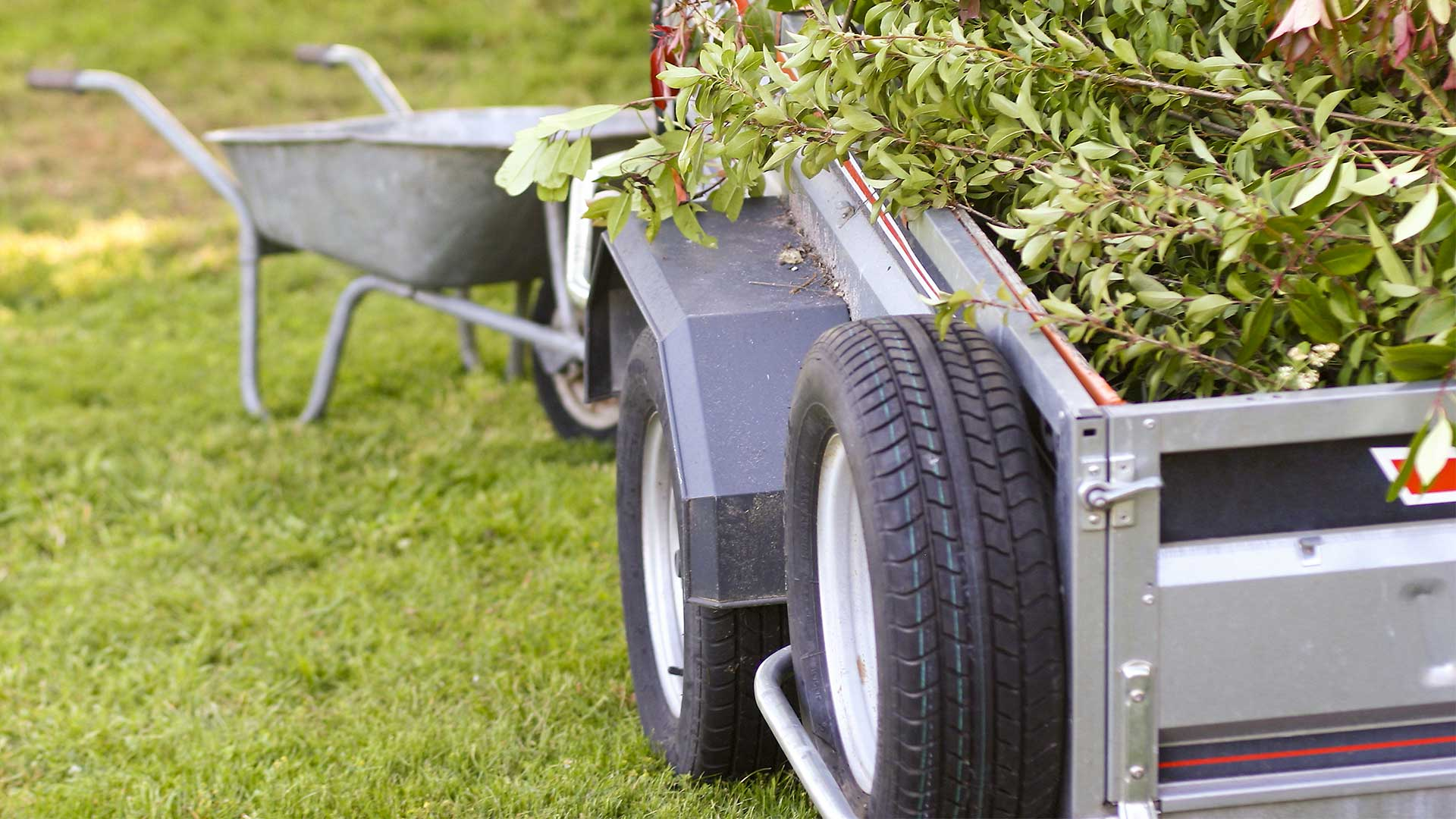 Garden Trailer Insurance