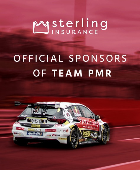 Sterling Insurance - Official Sponsors of Team PMR