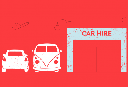 Illustration for hiring cars in the EU after Brexit blog