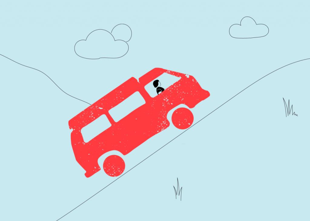 worst roads