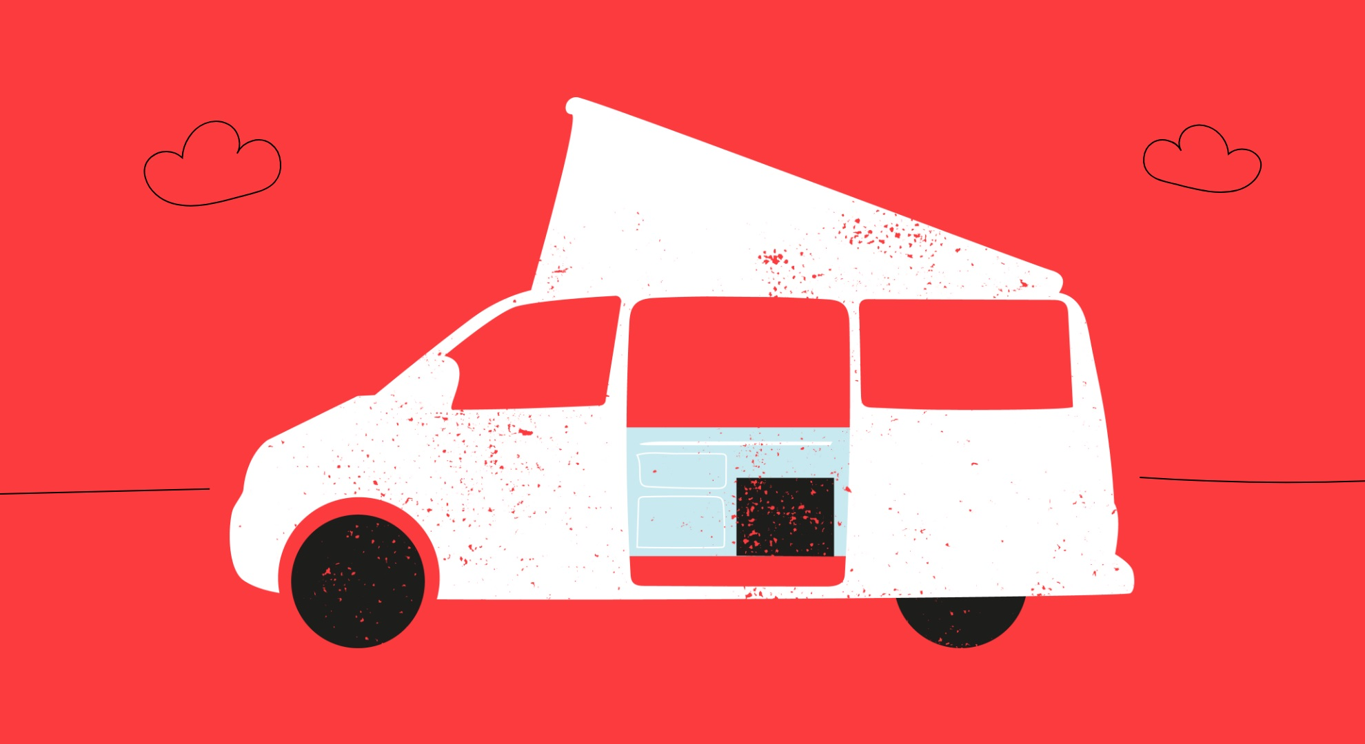 Illustration for best VW camper conversions article