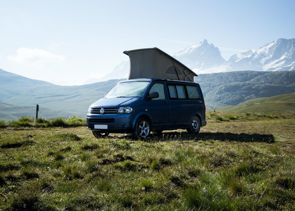 eco-friendly camper